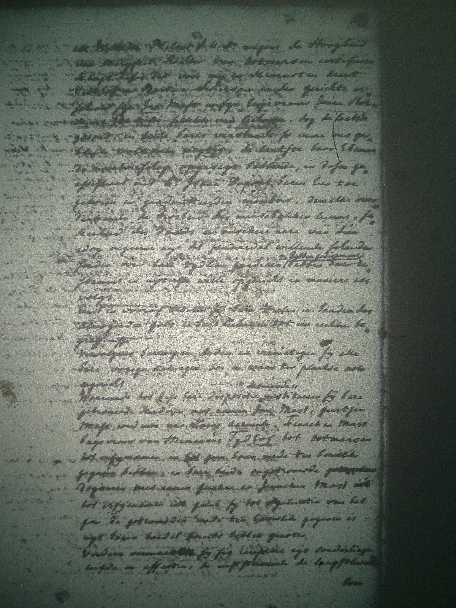Transcripties van het rechterlijk archief Stad en Richterambt Oldenzaal
